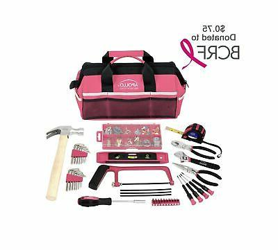 Apollo 201 Household a Tool Bag Pink