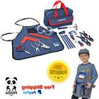 WORKPRO 23-piece Children's Real Tool Kit with Bag - **Schoo