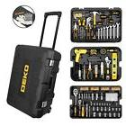 255 Piece Tool Set Rolling Tool Box Socket Wrench Hand Tool