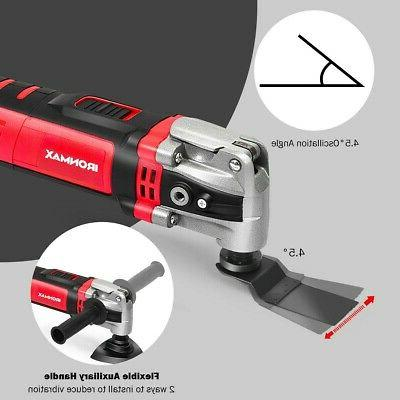 3.5 Amp Tool Grinding New