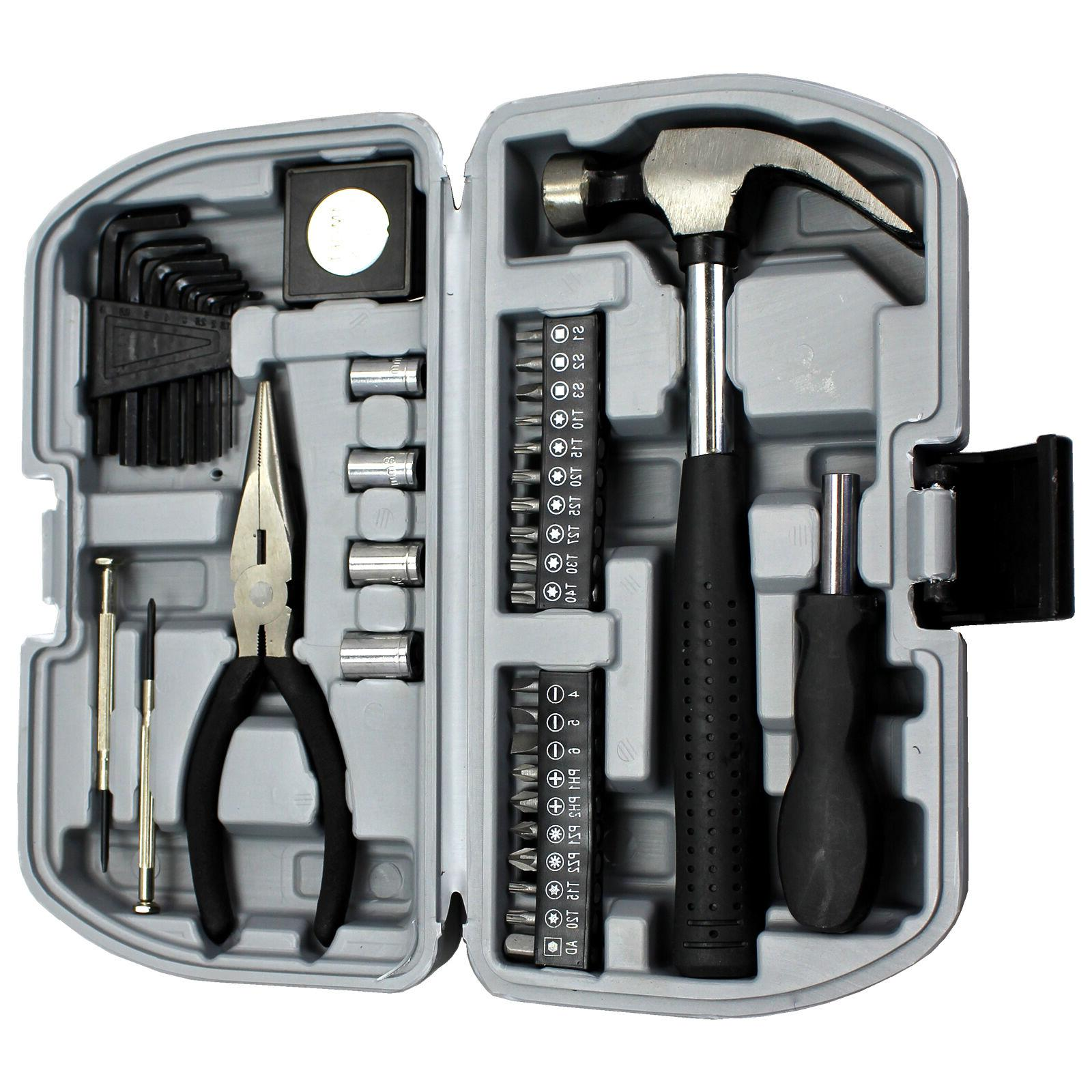 39x multifunction household tool set mixed ironware
