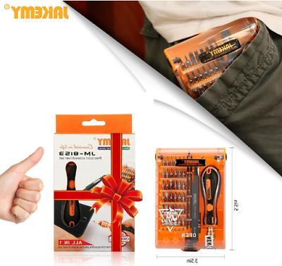 43 in 1 Precision Fit Computer Pc Phone Tool Kit