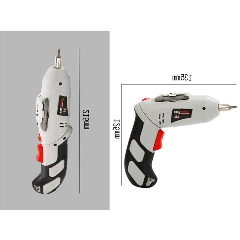 45 in 1 Portable Electric 4.8V Cordless <font><b>Tools</b></font> Case