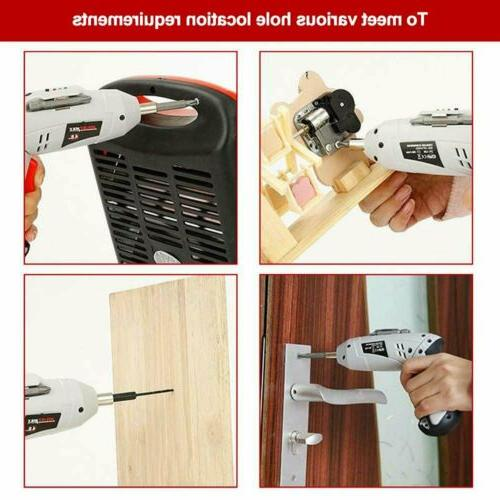 45Pc Wireless Cordless Electric Drill Power Tool