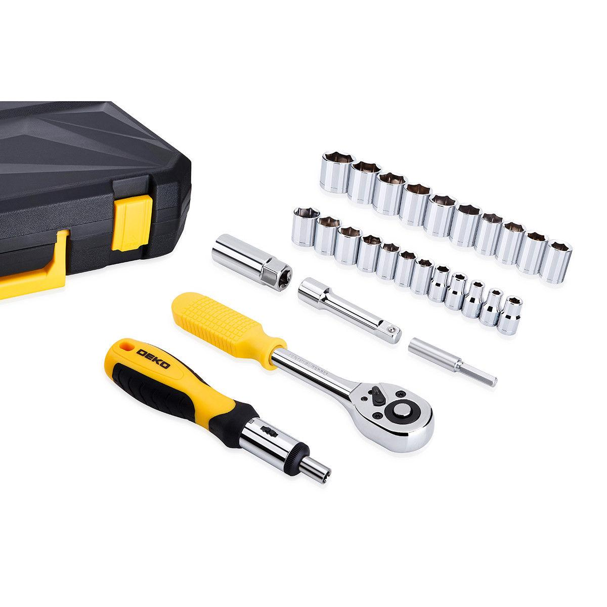 46pcs Sockets DR Tool Kit