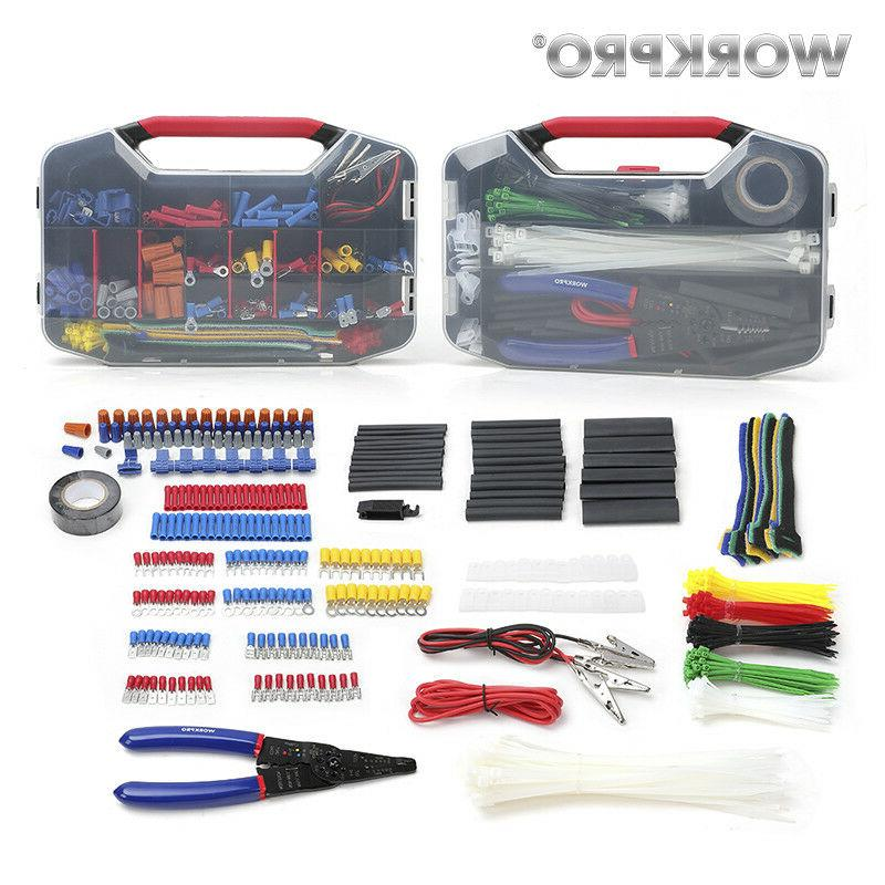 582pc electrical tool set network tool kit