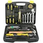 DOWELL 60 Pieces Homeowner Tool Set , Home Repair Hand Tool