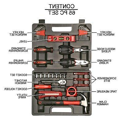 Great Tool Kit with Carry Case