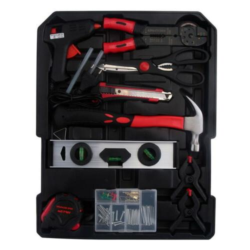 New 799pcs Hand Kit Kit Ratchet Trolley Toolbox