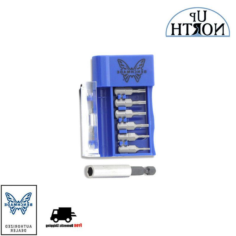 Benchmade BlueBox Service Kit torx tool bits for Benchmade K