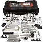 Craftsman Mechanics Tool Set Kit Wrenches Sockets Ratchet SA