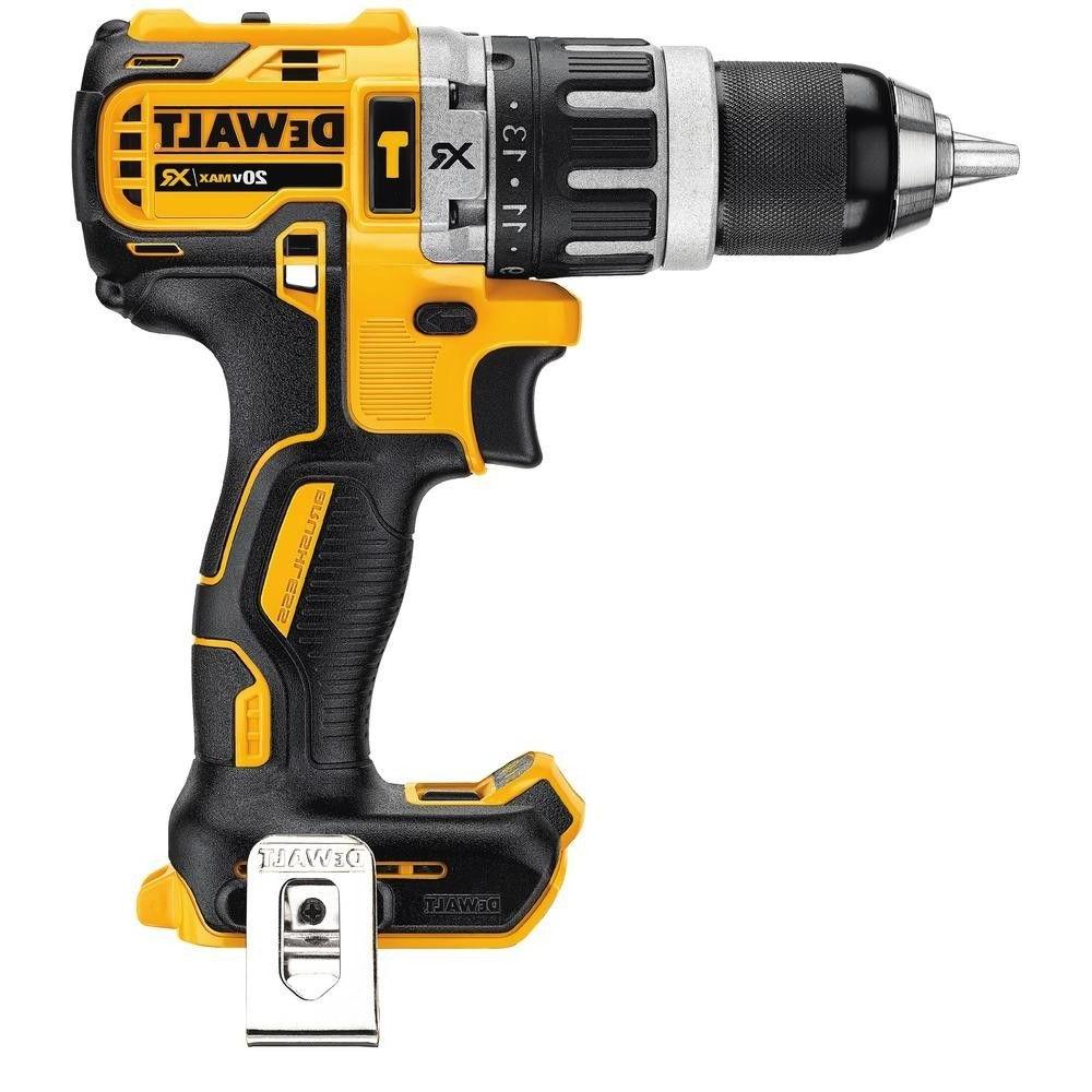 Dewalt Lithium Combo Tool Set Tools Box Drill Driver