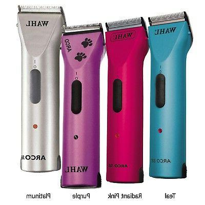 arco se cordless clipper kit five color