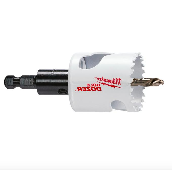 Milwaukee Metal Hole Saw General Purpose Cutter Drill Bits Tool