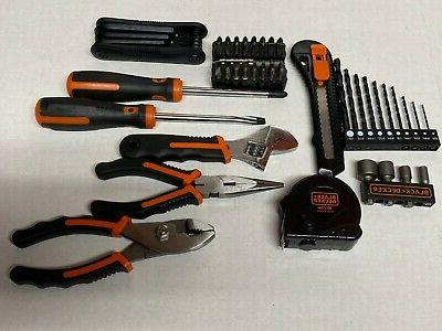 black and decker 55 piece home hand
