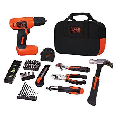 black decker bdcd8pk drill project