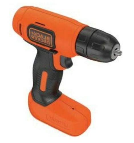BLACK+DECKER Tool with Drill