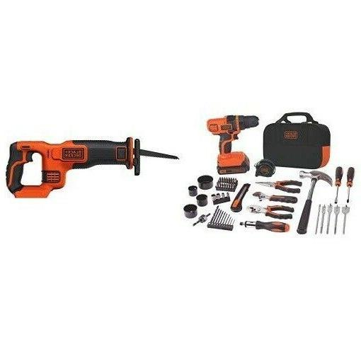 BLACK+DECKER Combo Lithium-Ion Drill/Project Kit