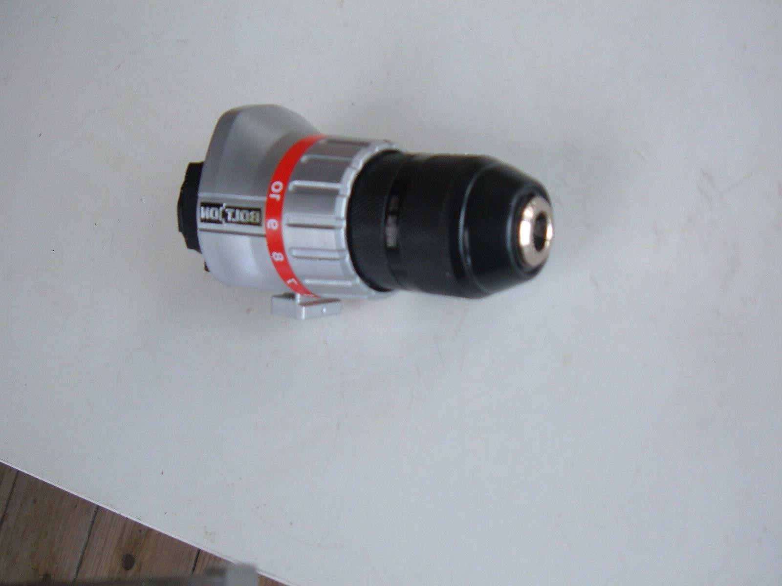 "CRAFTSMAN BOLT-ON 20V 3/8"" DRILL-DRIVER ATTACHMENT CMCMTDD NEW A KIT"