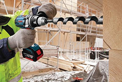 Bosch Lithium-Ion with 1/2-Inch Drill/Driver, Reciprocating Saw and