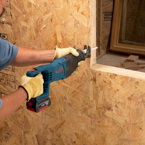 Bosch 4-Tool Lithium-Ion with Reciprocating and