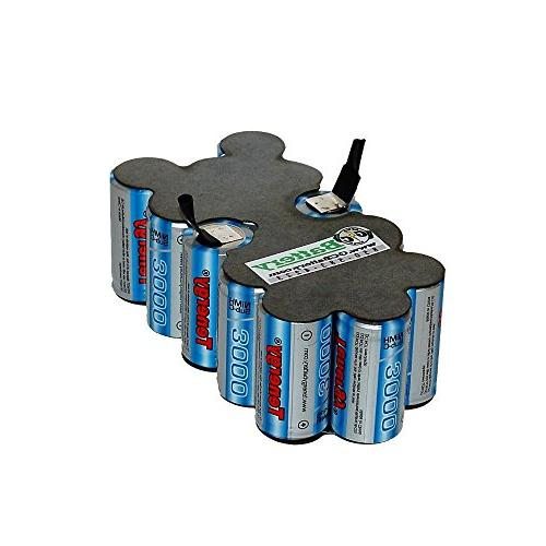 G/C Battery UPGRADED Pack REPACK for CTB4185