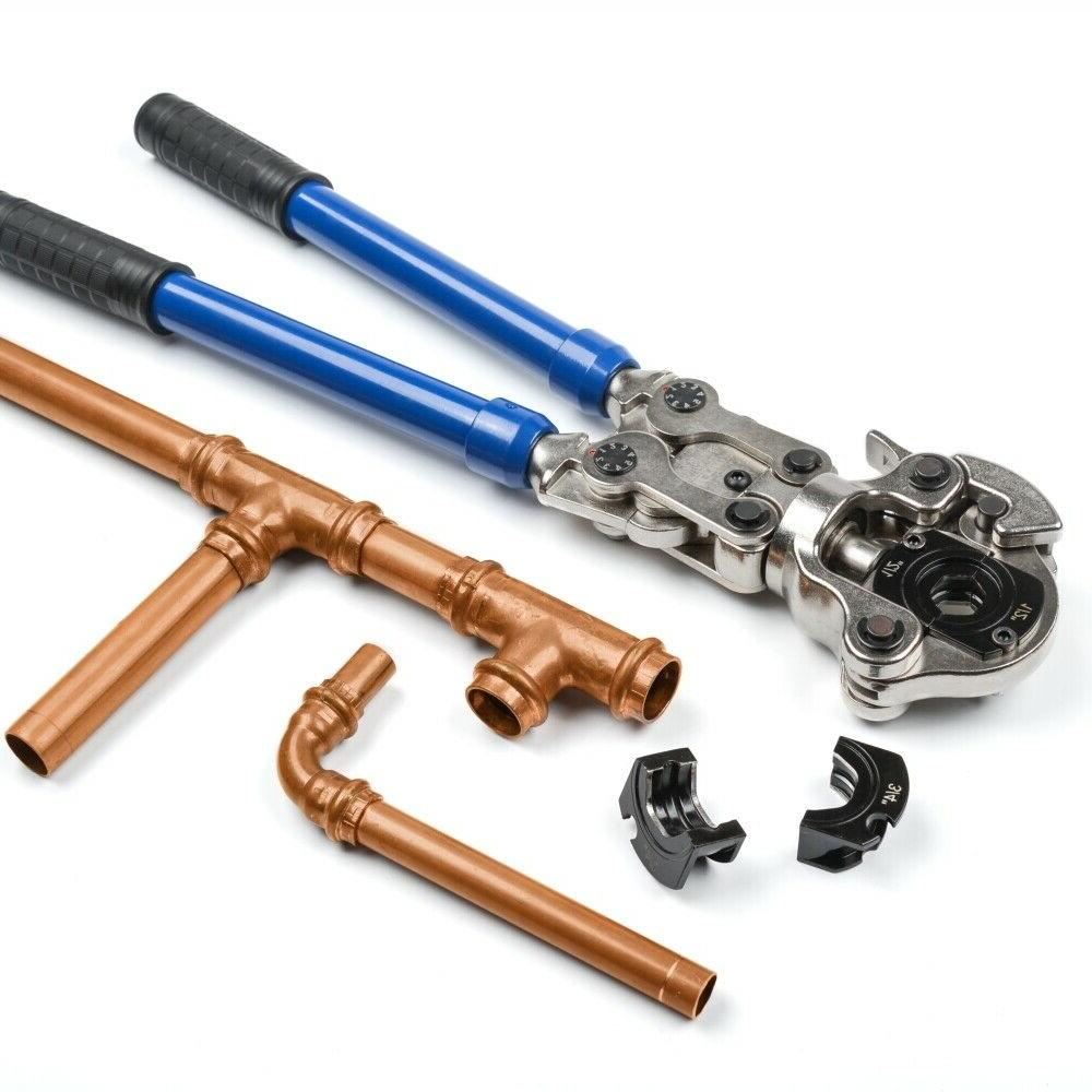 Copper Pipe Tool Kit with Tool for ProPress