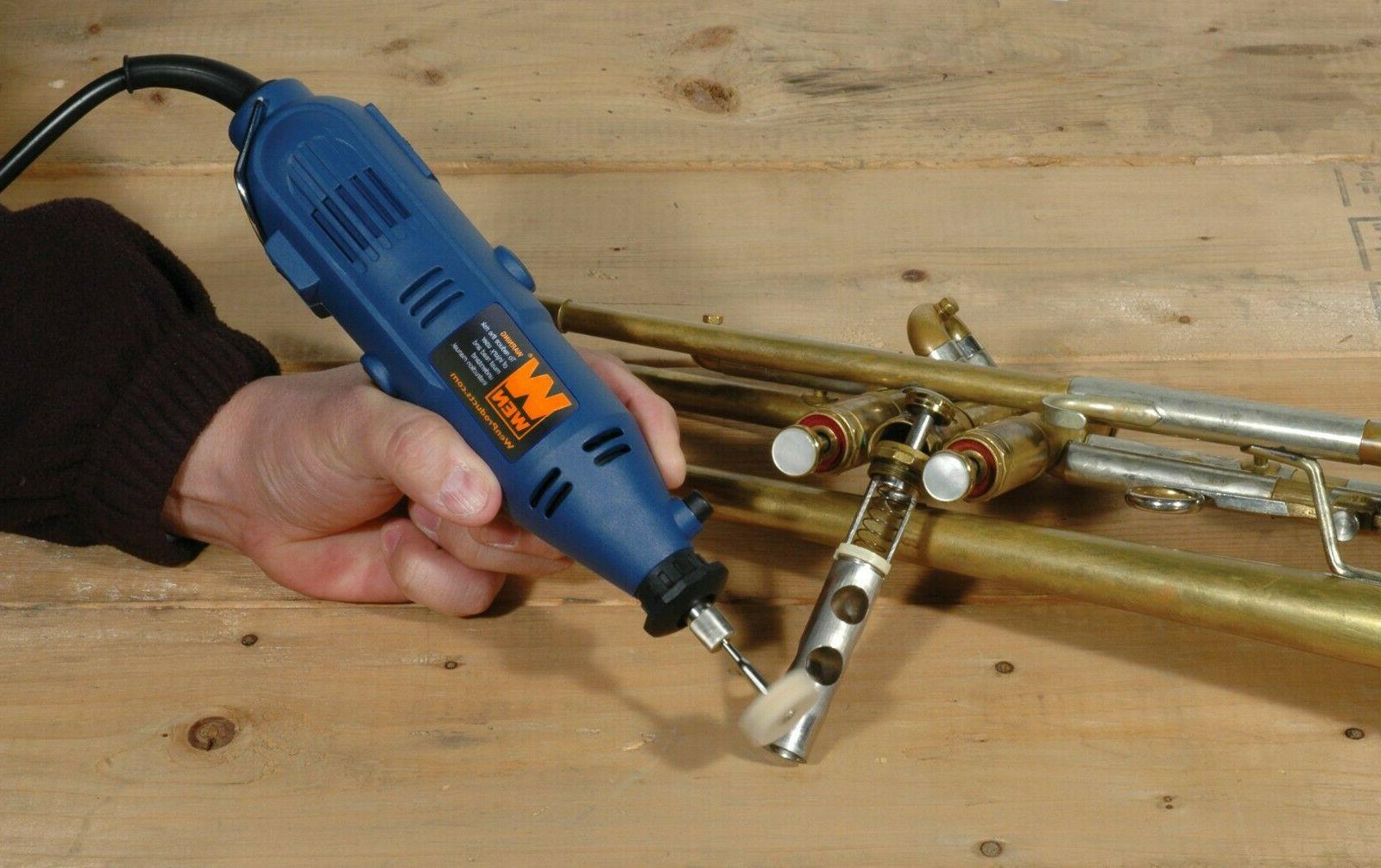 Cordless 100 Rotary Dremel Accessories