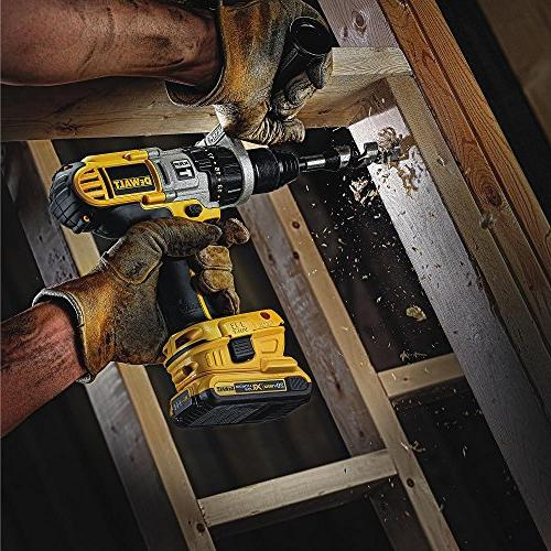 DEWALT 18v Adapter - Bare
