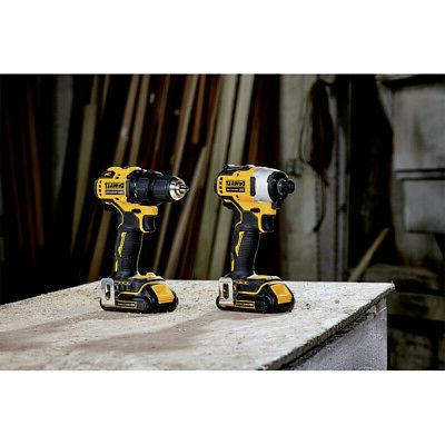 DEWALT ATOMIC MAX Combo Kit