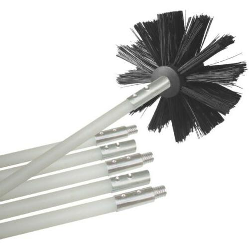 deflecto dvbrush12k 6 dryer duct