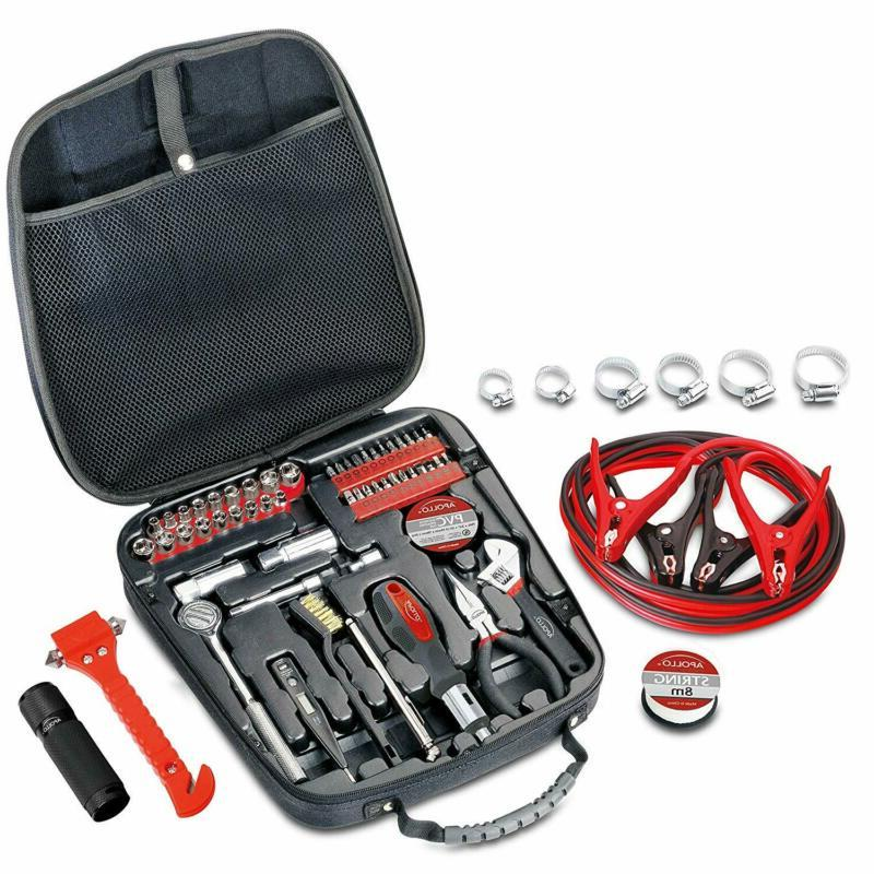 dt0101 travel and automotive tool kit 64