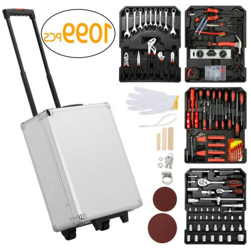 799 Rolling Tool Box Mechanic Craftsman Tool Set Kit Organiz