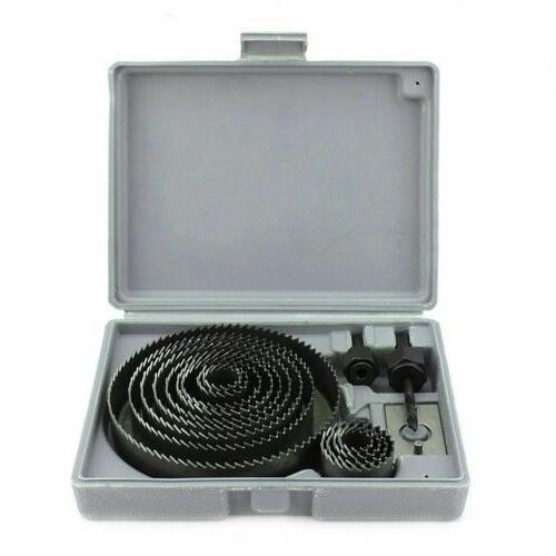 16* Hole Saw Kit Bit for Alloy