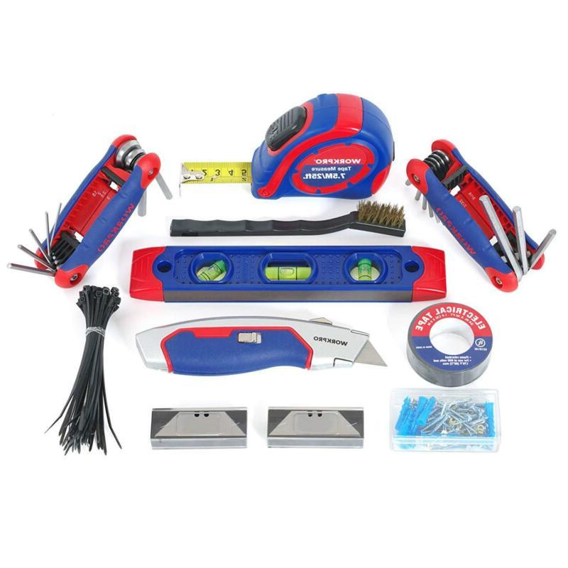 Home Repair Kit Set with 322-Piece
