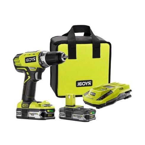 lithium plus compact drill kit