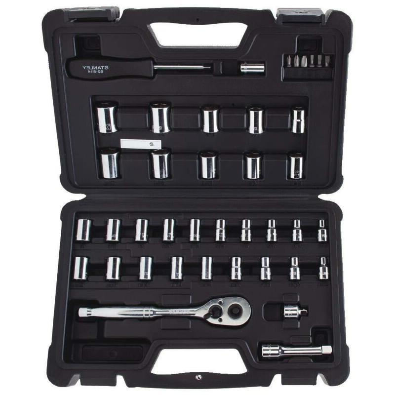Stanley Tool 40 Case Sockets Tools