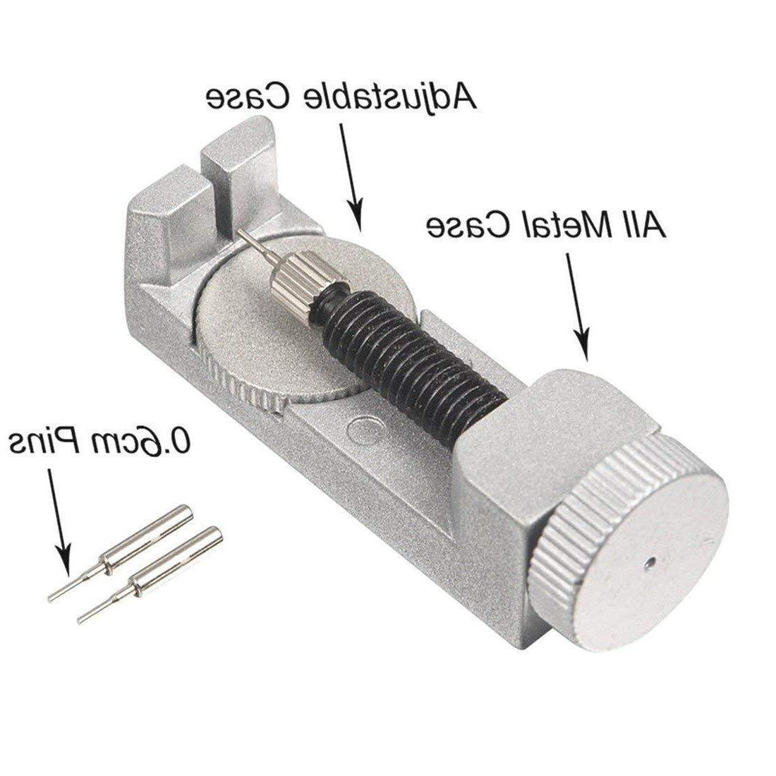 Metal Strap Bracelet Pin Remover Repair Kit US