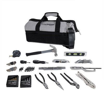 new 115 piece home repair kit by