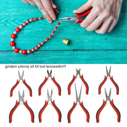 New Tooth Needle Round Pliers Tool Kit Tools