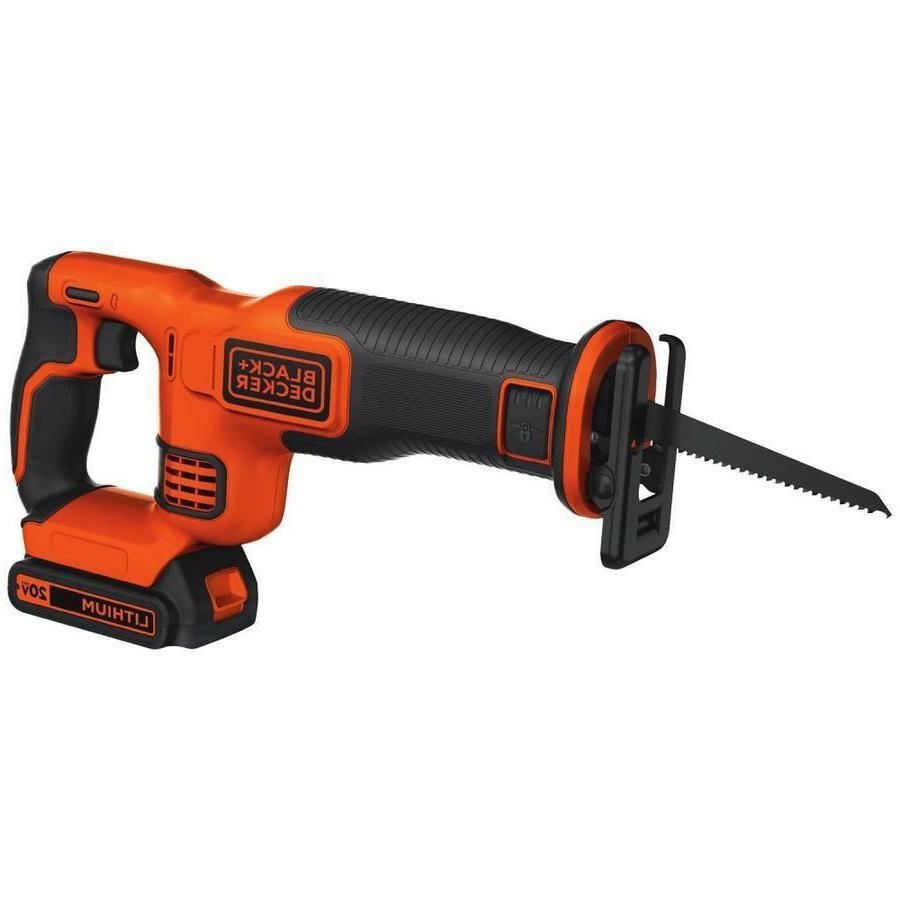 New 4-Tool 20-Volt Lithium Ion Cordless Combo Kit