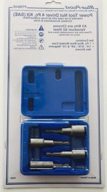 new magnetic sae power tool nut driver