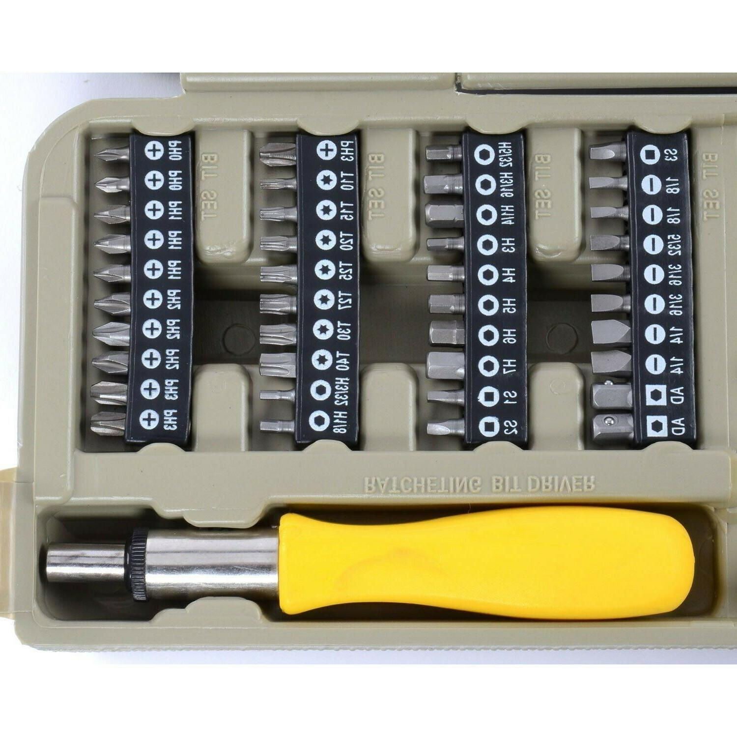 New Tool Set With Carry 201 Pieces