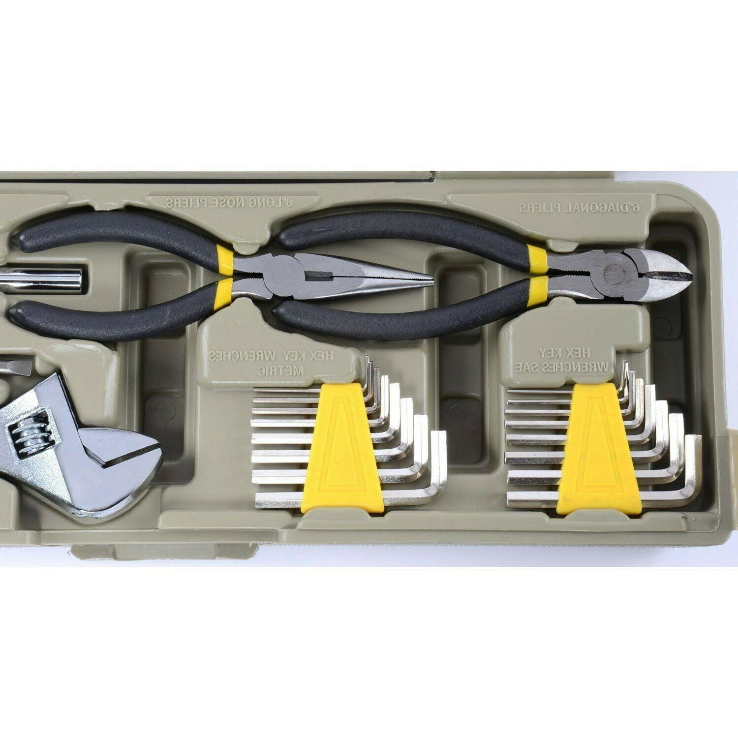 New Tool Set Kit With Carry Pieces
