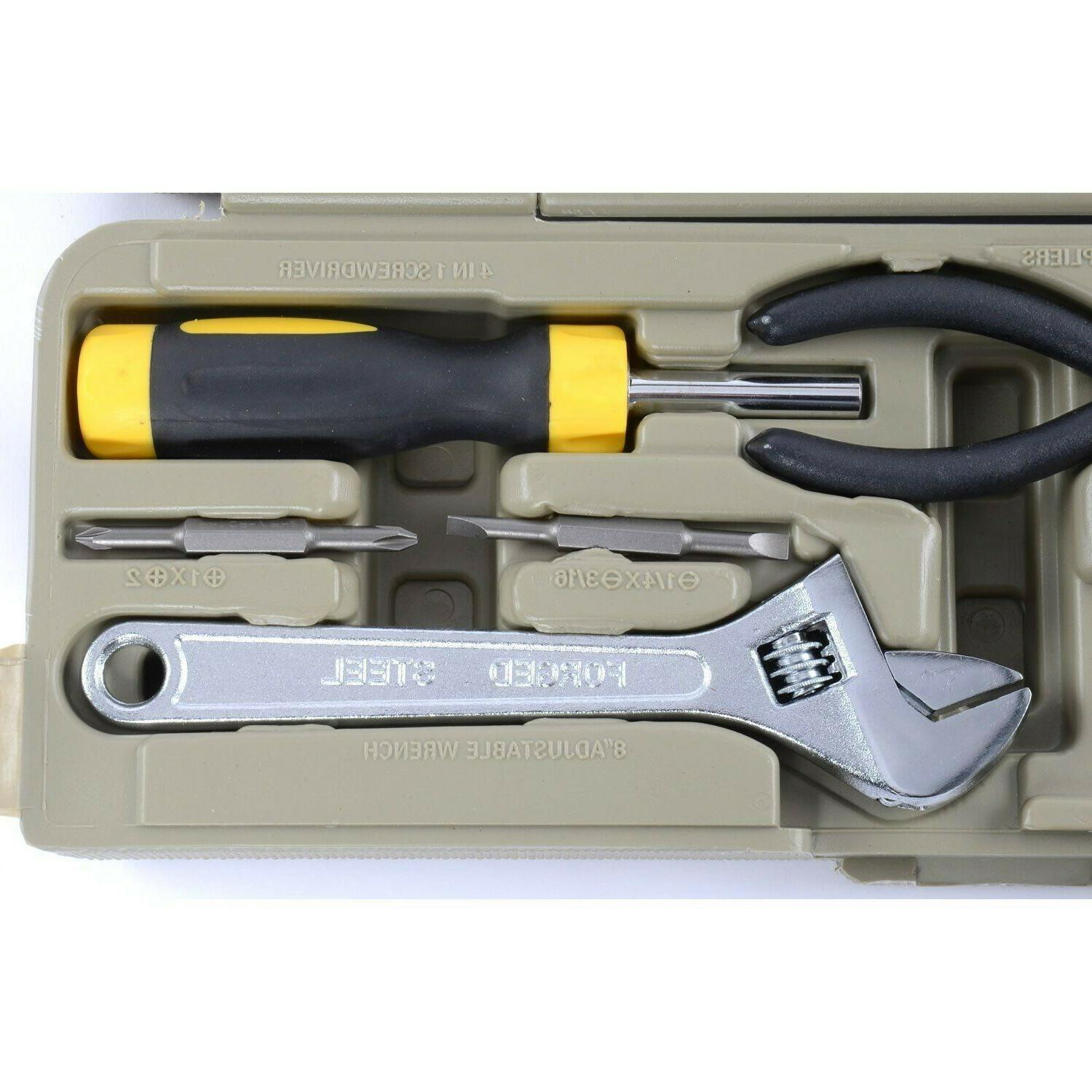 New Tool With Carry 201 Pieces
