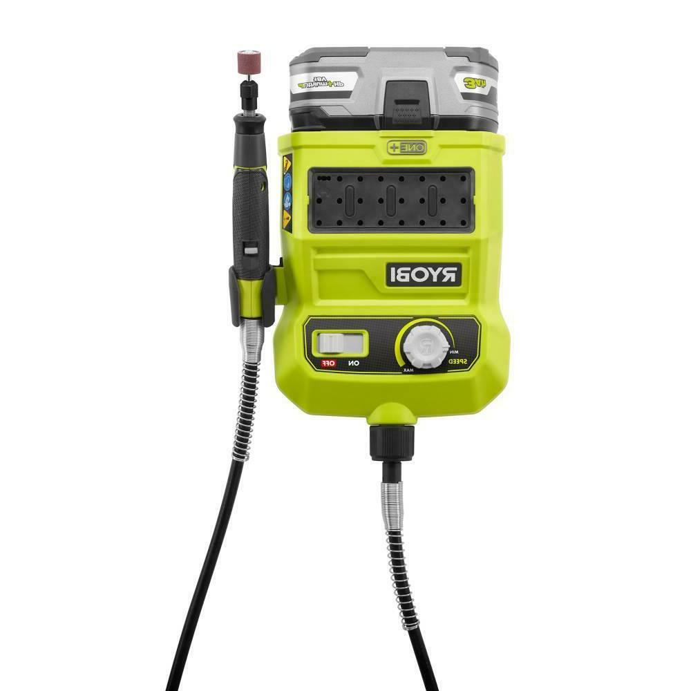 RYOBI 18V ONE+ Lithium-Ion Tool W/ P107 Ah Battery & Charger