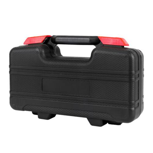Portable 39pcs Red Basic Tool Set Tool with Box