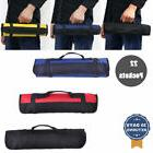 Portable Tools Kit Roll Up Pocket Storage Bag Case Carrying