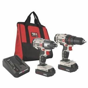 PORTER CABLE 2-Tool Combo 20V New