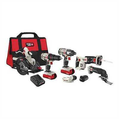 porter cable 20v max lithium 6 tool